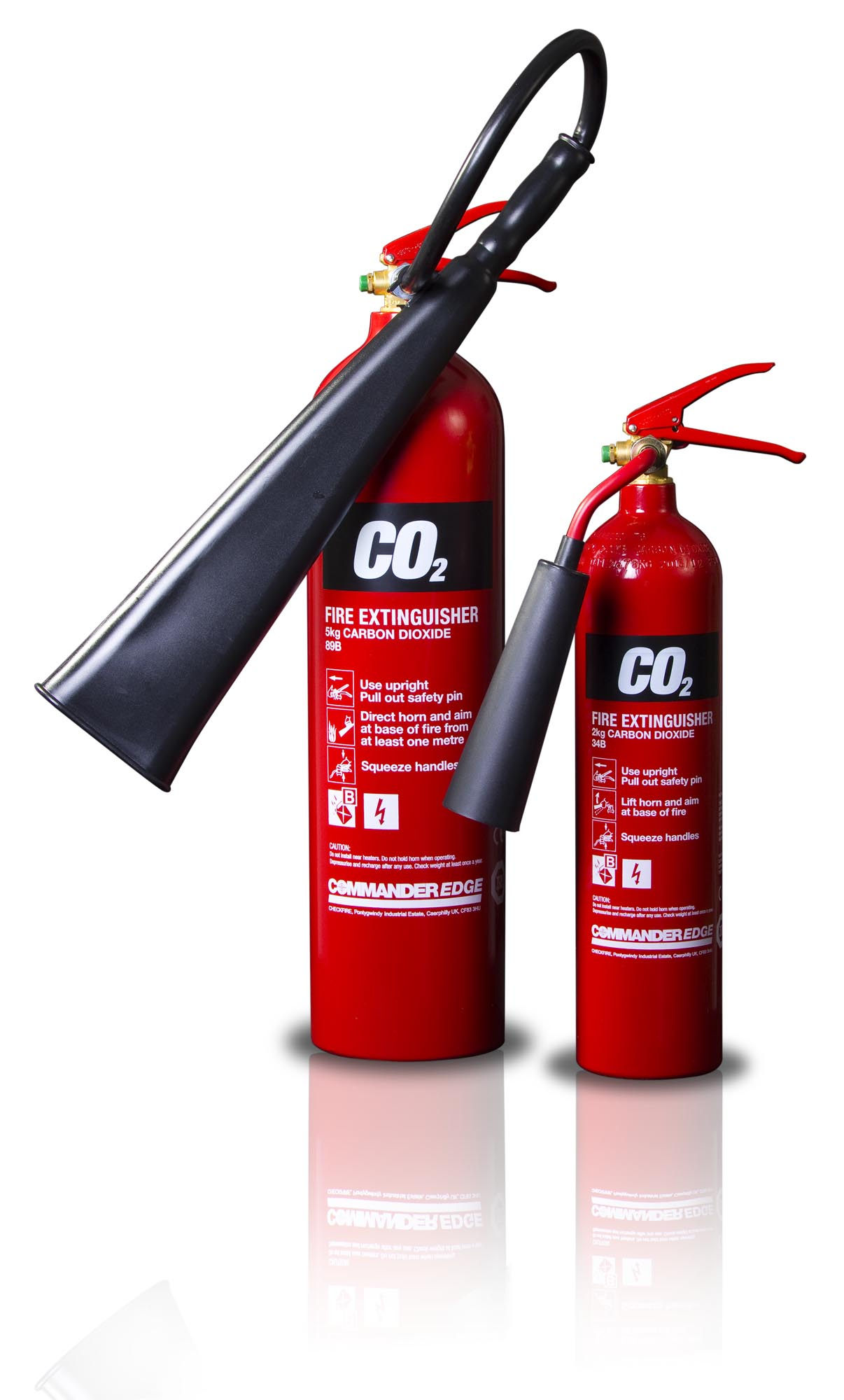 Co2 Fire Extinguishers Class B Prestige Fire Protection